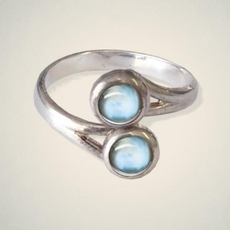 March (Aquamarine) Ring