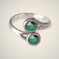 May (Emerald) Ring