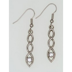 Traigheil Pewter Earrings