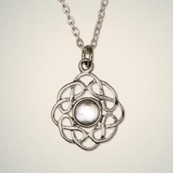 April (Crystal) Pendant