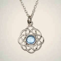 March (Aquamarine) Pendant