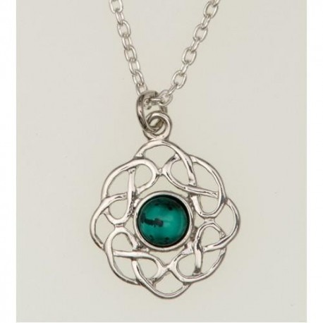 May (Emerald) Pendant