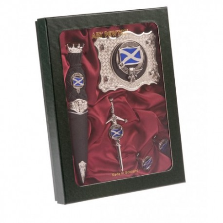 4 Piece Clan Gift Set