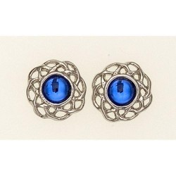 September (Sapphire) Earrings