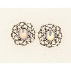 October (Opal) Earrings