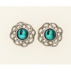 May (Emerald) Earrings